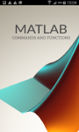 MATLAB Commands and Functions screenshot 1/2