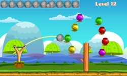 Knock Down : A Slingshot Game screenshot 3/6