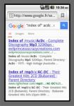 Dork browser screenshot 3/6