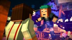 Minecraft Story Mode extreme screenshot 1/6