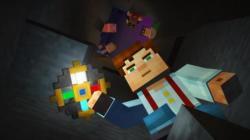 Minecraft Story Mode extreme screenshot 2/6