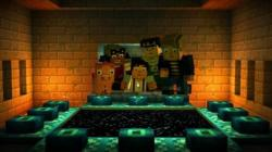 Minecraft Story Mode extreme screenshot 5/6
