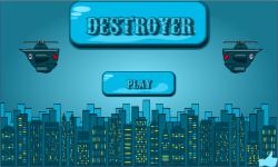 Robots Destroyer Free screenshot 1/3