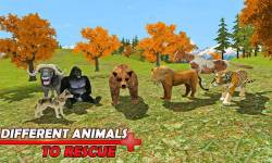 Animal Rescue: Army Helicopter screenshot 6/6