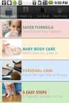 Healthy Child Healthy World Pocket Guides screenshot 1/6