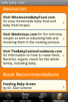 Healthy Child Healthy World Pocket Guides screenshot 6/6