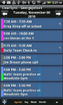 ClearSync Calendars and Contacts  screenshot 1/3