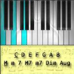 IQ Piano Chords French screenshot 1/1
