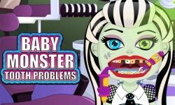 Baby Monster Dentist Games screenshot 3/3