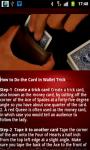 Magic Tricks Application screenshot 2/4