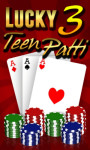 Lucky 3 Teen Patti - Free screenshot 1/4