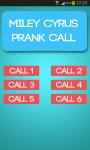 Miley Cyrus Prank Call screenshot 1/6