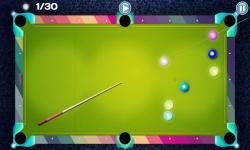 Kids Lunar Pool screenshot 2/3