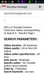 Tube Search Dmx Creative Commons screenshot 4/6