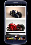 custom bike wallpapers screenshot 2/6