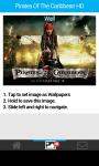 Pirates Of The Caribbean Hd Live Wallpaper screenshot 4/5