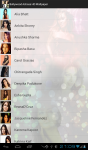 Bollywood Actress  Wallpaper HD screenshot 1/6
