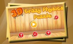3D Crazy Physics Puzzle screenshot 1/5
