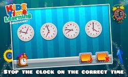 Kids Time Learning Education screenshot 3/6
