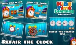 Kids Time Learning Education screenshot 5/6