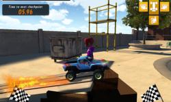 The Rc Car Race 3D screenshot 1/3