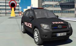 Extreme Police car Driving screenshot 1/3