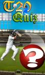 T20 Quiz Free screenshot 1/1