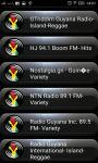 Radio FM Guyana screenshot 1/2