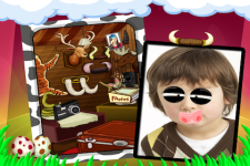 Animal Face Maker Gold android screenshot 1/5