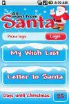 Carta a Santa Lista Deseo screenshot 1/1