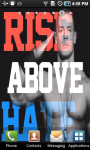 John Cena Rise Above Hate Live Wallpaper screenshot 2/3
