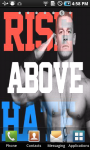 John Cena Rise Above Hate Live Wallpaper screenshot 3/3