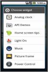 LightOnAd screenshot 1/2