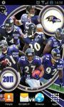 Baltimore Ravens NFL Live Wallpaper screenshot 3/3