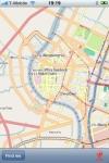 Bangkok Street Map. screenshot 1/1