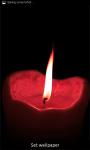 Candle Light Live Wallpaper Free screenshot 2/3