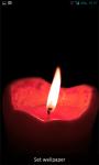 Candle Light Live Wallpaper Free screenshot 3/3