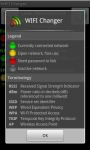 WIFI Changer screenshot 2/4