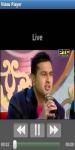 Live eye TV mobile screenshot 2/2