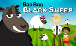 Kids Rhymes Baa Baa Black Sheep screenshot 1/4