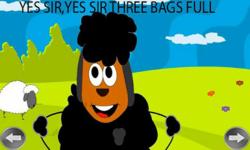 Kids Rhymes Baa Baa Black Sheep screenshot 4/4