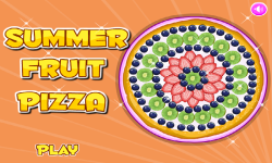 Summer Fruit Pizza screenshot 1/4
