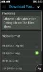 Music Videos Downloader screenshot 1/1