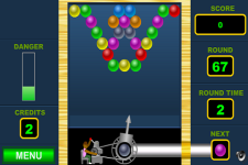 Bubble Shooting II screenshot 4/4