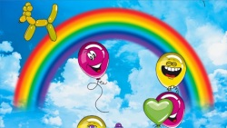 Bubbles pop : baby games screenshot 2/4