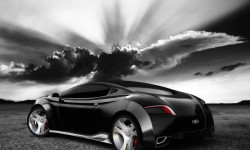 Amazing Muscle Audi Cars HD Wallpaper screenshot 2/6