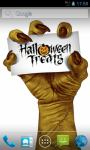 Halloween Treats Live Wallpapers screenshot 1/3