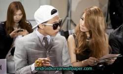 CL n G-Dragon Couple Wallpaper screenshot 3/6