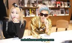 CL n G-Dragon Couple Wallpaper screenshot 6/6