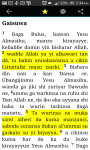 Hausa Bible screenshot 1/3